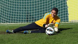 Jordi Masip założy koszulkę z 32. numerem