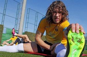Carles Puyol nie udzieli teraz konferencji prasowej