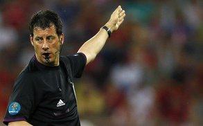 Wolfgang Stark sędzią spotkania PSG-Barça