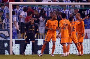 Trzeci mecz Pinto przeciwko Deportivo