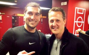 Schumacher pogratulował piłkarzom Barcelony