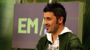 David Villa dla Barça TV