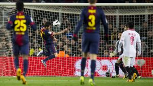 Jak Barcelona i Real strzelają w lidze?