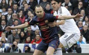 Crack meczu Real-Barça