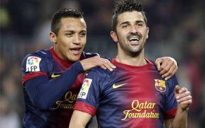 Arsenal na zakupach w Barcelonie