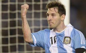 Messi prowadzi reprezentację do zwycięstwa