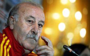 Del Bosque: Nikogo nie zmuszę do grania