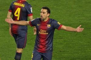 Czy Xavi zdąży na Milan?