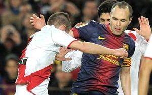 Iniesta rozpoczął, Messi zakończył