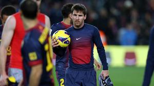 Messi postrachem La Liga