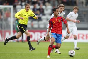 Thiago: Jestem szczęśliwy, grając dla U-21