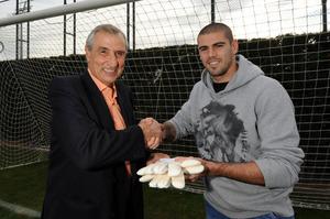 Sadurní: Od jakiegoś czasu Valdés jest lepszy od Casillasa