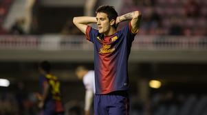 Barça B 0–1 SD Huesca