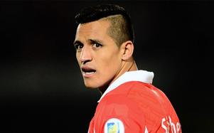 Alexis: Wiem jakim jestem piłkarzem