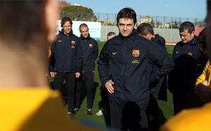 W piątek pierwszy trening Tito po chorobie