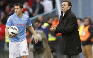 Abel Resino: Czuję radość, że Tito wróci w meczu w sobotę
