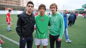 Młodzi zawodnicy Blaugrany obecni na turnieju MIC