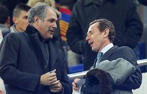 Zubizarreta: Karny na Adriano był oczywisty