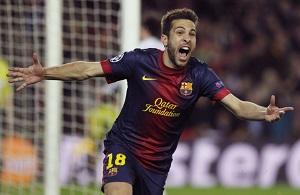 Jordi Alba: Pragnęliśmy historycznej remontady