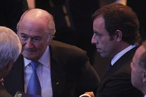 Sandro Rosell nie weźmie udziału w spotkaniu Komitetu Wykonawczego FIFA