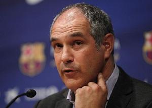 Zubizarreta: Villa ciężko walczył, aby cieszyć się tą chwilą