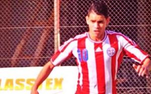 Tonny Sanabria błyszczy w reprezentacji Paragwaju do lat 17