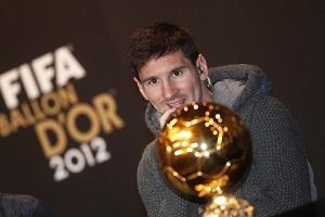 Gala wręczenia Złotej Piłki odbędzie się 13 stycznia 2014