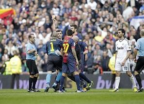 Barça odwołuje się od kary dla Valdésa