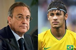 Florentino, kolejny chętny, aby pozyskać Neymara