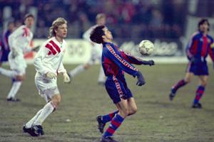 Iván Iglesias: Messi i Villa są tym, co najlepsze w świecie futbolu