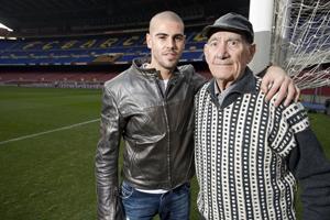 Valdés: To trofeum dedykuję mitowi Barçy