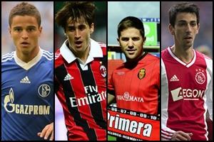 Czterej piłkarze bez szczęścia