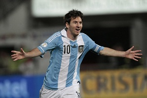 Messi zagrożeniem dla rekordu Batistuty
