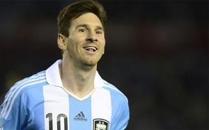 Messi o dwa gole od Maradony
