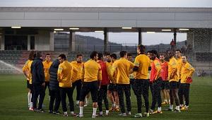 Przygotowania przed Celtą Vigo i PSG