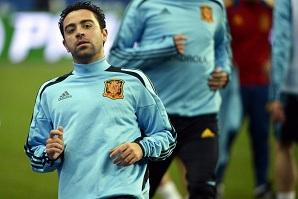 Xavi wraca z kontuzją