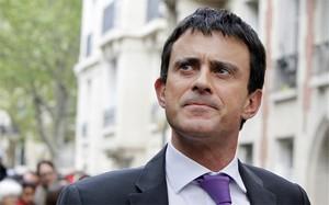 Minister spraw wewnętrznych Francji – kibic Barcelony