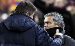 """Mourinho przekazuje """"otuchę i wsparcie"""" dla Tito"""