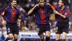Znani bohaterowie na Bernabéu