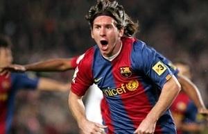 Ewolucja Messiego przez bramki w El Clásicos