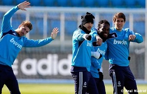 24 piłkarzy na ostatnim treningu Realu