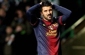Lauren: W Arsenalu potrzebują napastnika takiego, jak Villa