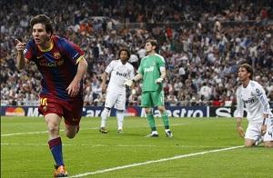 Messi będzie na Bernabéu