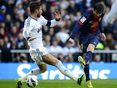 Druga porażka z rzędu: Real Madryt 2-1 FC Barcelona