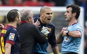 Valdés do Péreza Lasy: Nie masz wstydu