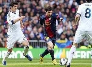 Statystyki: Real Madryt 2-1 FC Barcelona