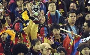 Barça rozpocznie azjatyckie tournee w Szanghaju