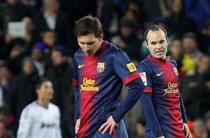 Barcelona straciła prowadzenie w światowym rankingu IFFHS