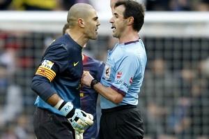 Valdés pozna dziś swoją karę