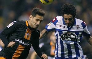 Deportivo nie wygrywa na wyjeździe